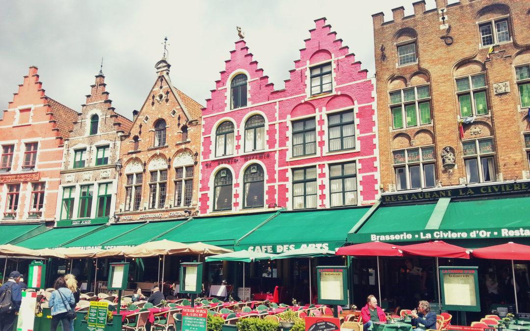 Cum să vezi Belgia în 5 zile