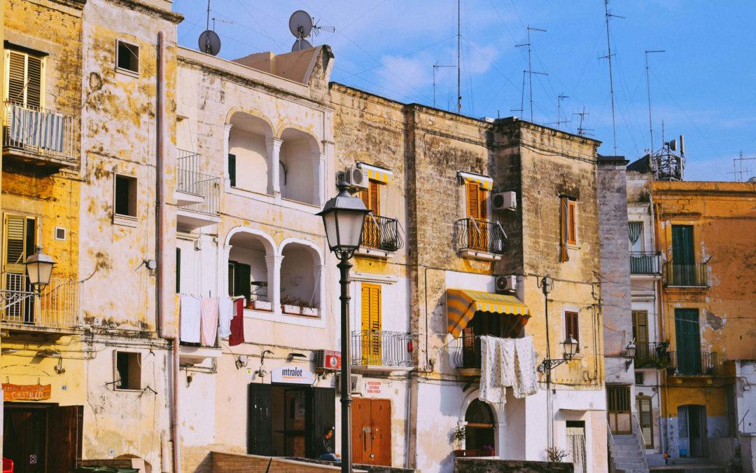 O zi în Bari