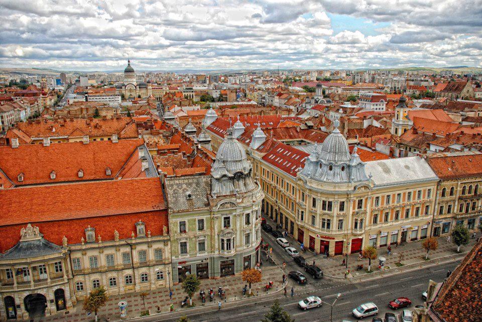 Why I love Cluj-Napoca