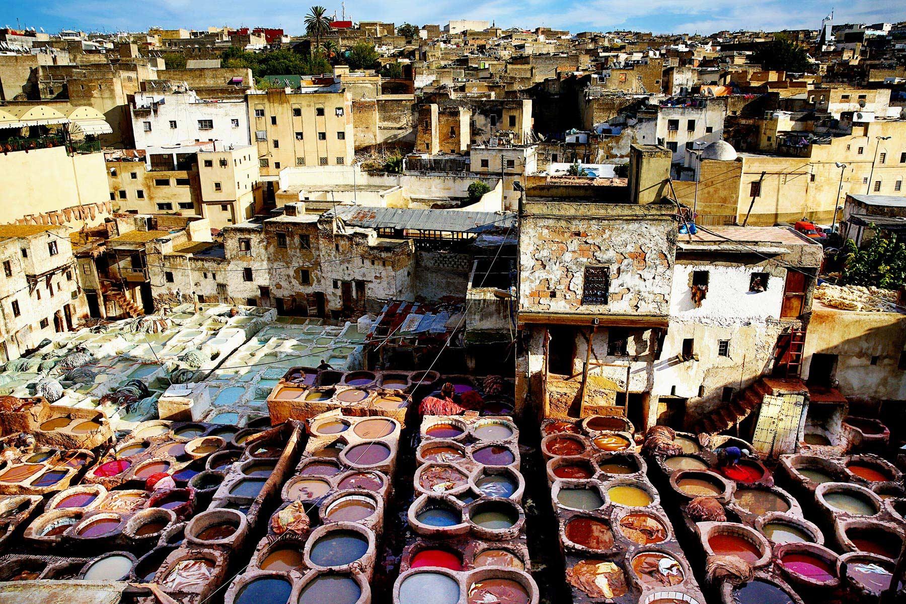 Cele mai bune oferte spre Maroc