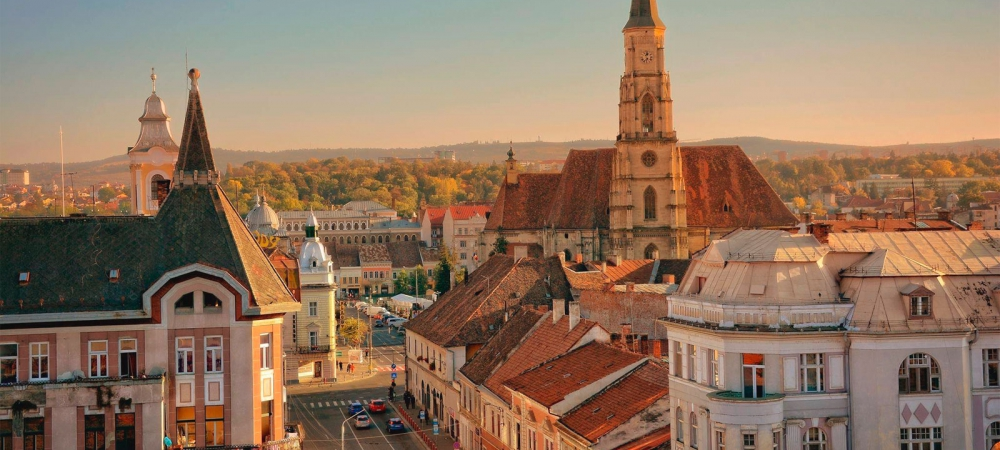 Cluj-Napoca, the bubbly city