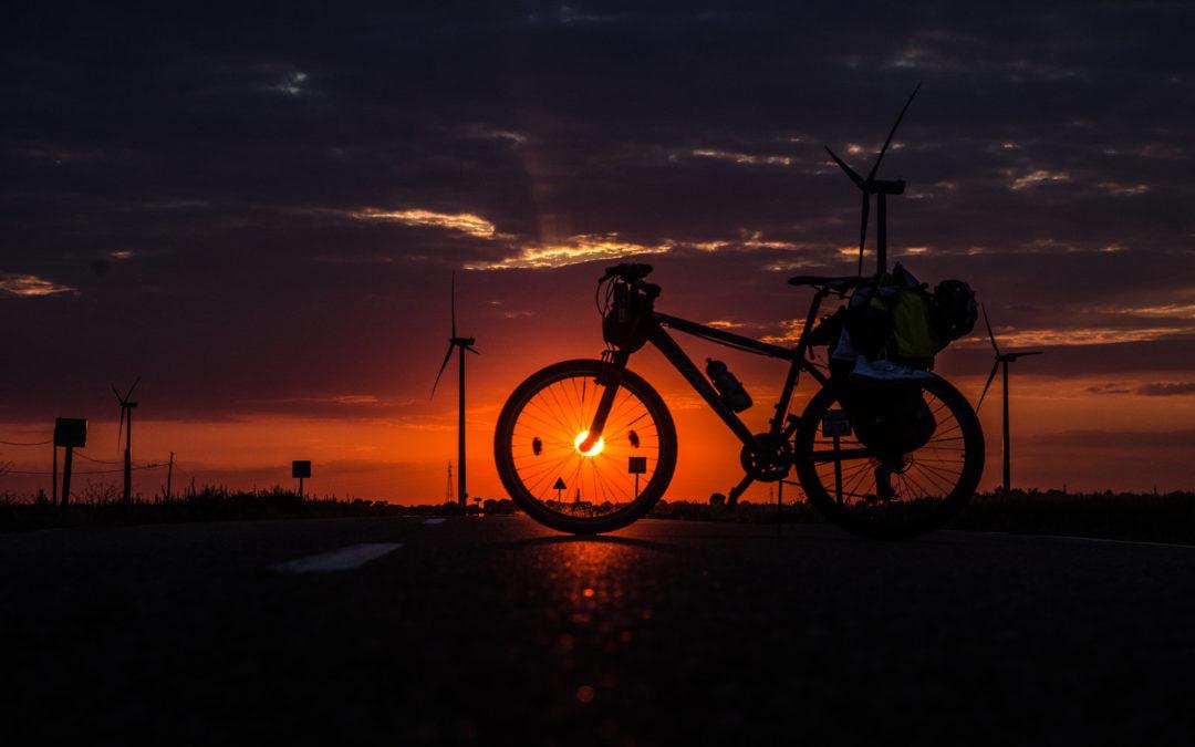 Camino pe bicicletă – cu sau fără casă în spate? (partea I)