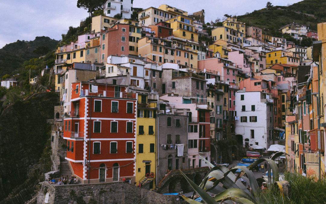 Tot ce trebuie să știi despre Cinque Terre