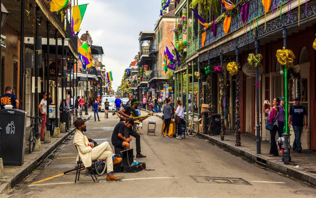New Orleans, Louisiana- ghid de călătorie, partea a II-a